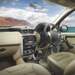 Nissan Terrano dashboard