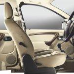 Nissan Terrano driver seat