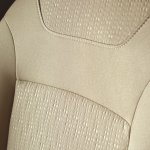 Nissan Terrano fabric seat