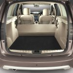 Nissan Terrano foldable seat