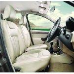 Nissan Terrano front seats