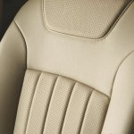 Nissan Terrano leather seat