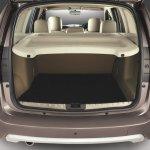 Nissan Terrano parcel tray