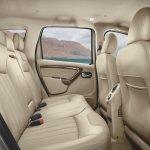 Nissan Terrano rear seat comfort