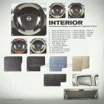 Nissan Terrano steering wheel cover