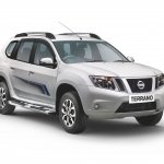 Nissan Terrano with accessories