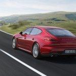 Porsche Panamera 4 facelift