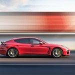 Porsche Panamera GTS facelift side view