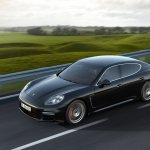 Porsche Panamera Turbo facelift