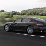 Porsche Panamera facelift side