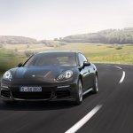 Porsche Panamera facelift front