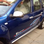 Renault Duster Anniversary Edition body decals