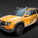 Renault Duster Detour front end