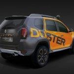 Renault Duster Detour rear