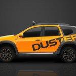 Renault Duster Detour side