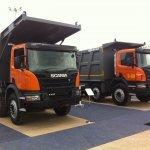 Scania India P410