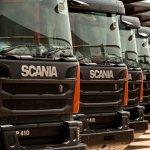 Scania India trucks