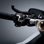 Suzuki Recursion switchgear