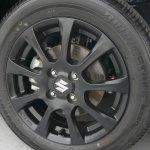 Suzuki Swift RR alloy wheels