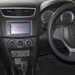 Suzuki Swift RR interiors
