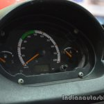 Tata Ace Facelift instrument cluster