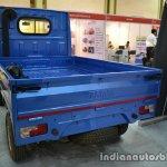 Tata Ace Facelift rear three quarters