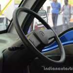 Tata Ace Facelift steering wheel