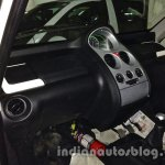 Tata Nano emax CNG CX variant black dashboard