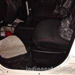 Tata Nano emax CNG CX variant black interior