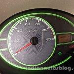 Tata Nano emax CNG LX variant CNG mode indicator