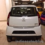 Tata Nano emax CNG LX variant rear view
