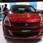 2013 Suzuki Swift DJE front