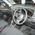 2013 Suzuki Swift DJE interiors