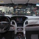2014 Acura RLX Sport Hybrid SH-AWD dashboard