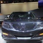 2014 Acura RLX Sport Hybrid SH-AWD front