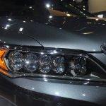 2014 Acura RLX Sport Hybrid SH-AWD headlight