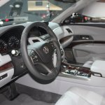 2014 Acura RLX Sport Hybrid SH-AWD interiors