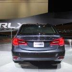 2014 Acura RLX Sport Hybrid SH-AWD rear