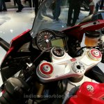 2014 Aprilia RSV4 ABS dashboard
