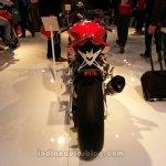 2014 Aprilia RSV4 ABS rear view