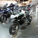 2014 BMW R 1200 GS Adventure front three quarters