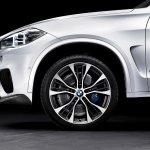 2014 BMW X5 M Performance Parts alloy wheel