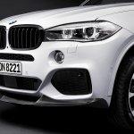 2014 BMW X5 M Performance Parts grille