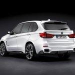 2014 BMW X5 M Performance Parts rear quarter