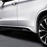 2014 BMW X5 M Performance Parts side skirts