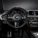 2014 BMW X5 M Performance Parts steering