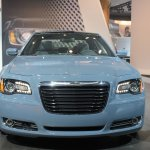 2014 Chrysler 300S front