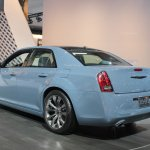 2014 Chrysler 300S rear three quarter