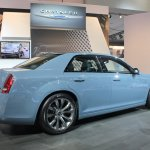 2014 Chrysler 300S side
