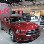 2014 Dodge Charger 100th Anniversary Edition front three quarter